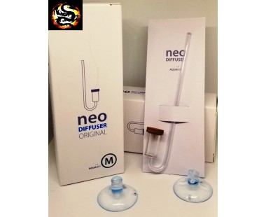 SỦI CO2 SIÊU MỊN DIFFUSER ORIGINAL (size M, 17mm)