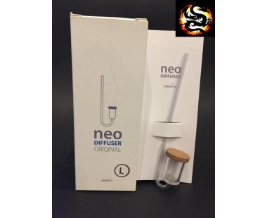 SỦI CO2 SIÊU MỊN DIFFUSER ORIGINAL (size L, 24mm)